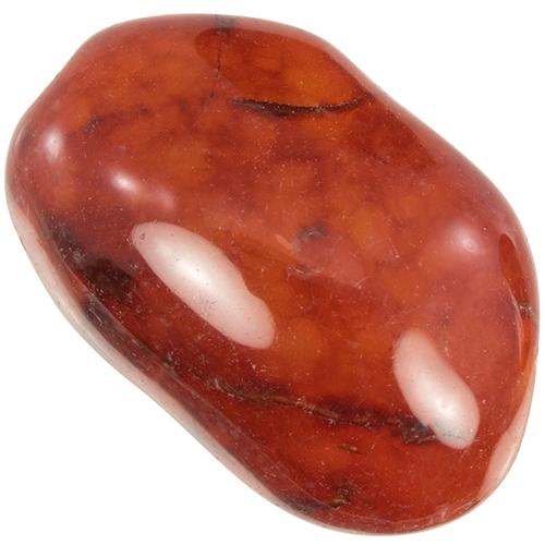 red agate gemstones